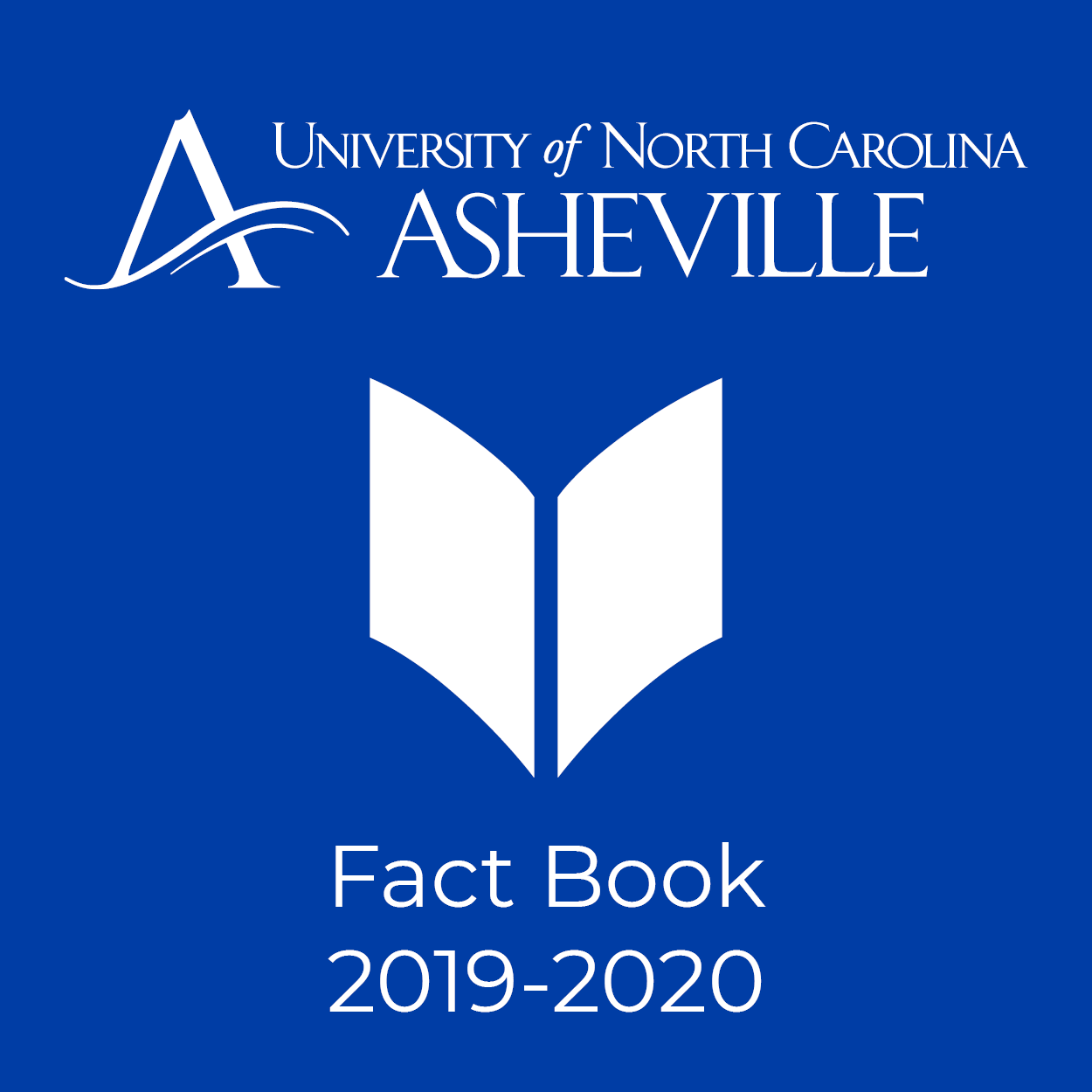 2019-2020 UNC Asheville Fact Book